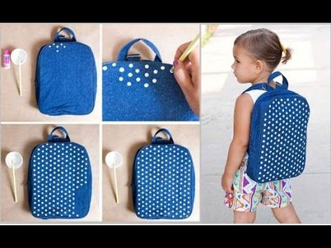 Plecak dla dziecka kropki