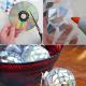 Bombki ozdobione kawałkiami cd